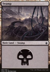 Swamp 1 - Commander Anthology