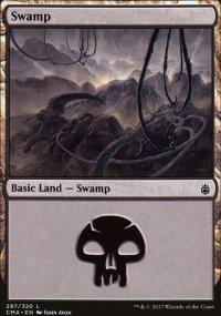 Swamp 1 - Commander Anthology