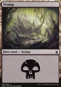 Swamp 2 - Commander Anthology