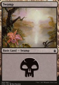 Swamp 4 - Commander Anthology