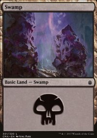 Swamp 5 - Commander Anthology