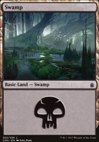 Swamp 6 - Commander Anthology