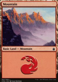 Mountain 3 - Commander Anthology