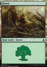 Forest 2 - Commander Anthology