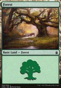 Forest 12 - Commander Anthology