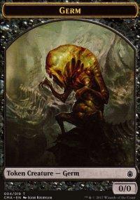 Germ - Commander Anthology