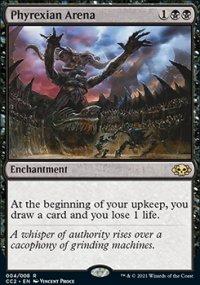 Phyrexian Arena - Commander Collection: Black