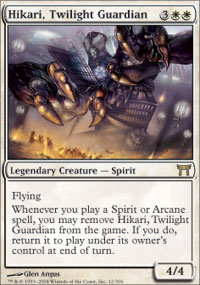 Hikari, Twilight Guardian - Champions of Kamigawa