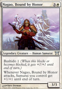 Nagao, Bound by Honor - Champions of Kamigawa