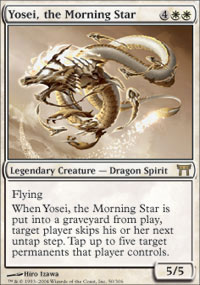 Yosei, the Morning Star - Champions of Kamigawa