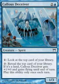 Callous Deceiver - Champions of Kamigawa