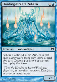 Floating-Dream Zubera - Champions of Kamigawa