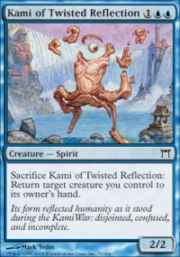 Kami of Twisted Reflection - Champions of Kamigawa