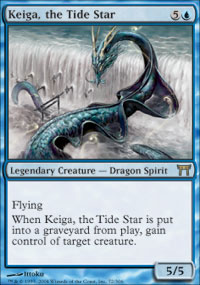 Keiga, the Tide Star - Champions of Kamigawa