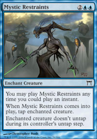 Mystic Restraints - Champions of Kamigawa