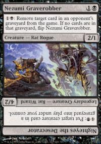 Nezumi Graverobber - Champions of Kamigawa