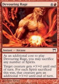 Devouring Rage - Champions of Kamigawa