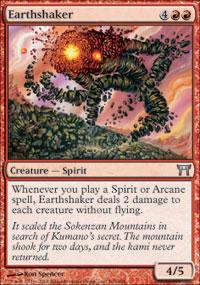 Earthshaker - Champions of Kamigawa