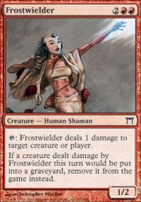 Frostwielder - Champions of Kamigawa
