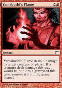 Yamabushi's Flame - Champions of Kamigawa