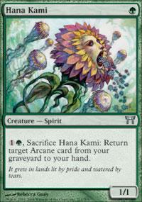 Hana Kami - Champions of Kamigawa