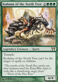 Kodama of the North Tree - Champions of Kamigawa