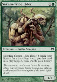 Sakura-Tribe Elder - Champions of Kamigawa