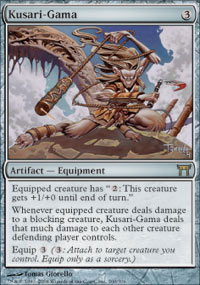 Kusari-Gama - Champions of Kamigawa