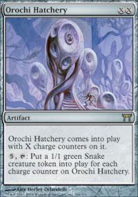 Orochi Hatchery - Champions of Kamigawa
