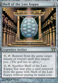 Shell of the Last Kappa - Champions of Kamigawa