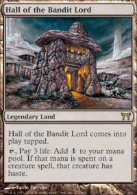Hall of the Bandit Lord - Champions of Kamigawa