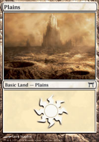 Plains 1 - Champions of Kamigawa
