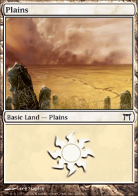 Plains 3 - Champions of Kamigawa