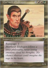 Marhault Elsdragon - Chronicles