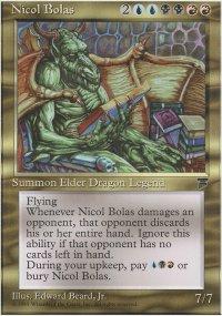 Nicol Bolas - Chronicles