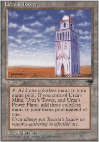 Urza's Tower 2 - Chronicles