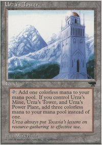 Urza's Tower 3 - Chronicles