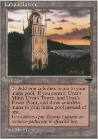 Urza's Tower 4 - Chronicles