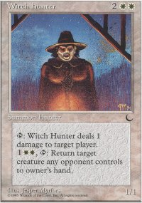Witch Hunter - Chronicles