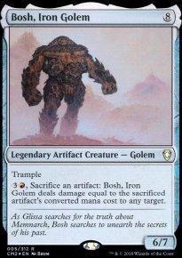 Bosh, Iron Golem - Commander Anthology Volume II
