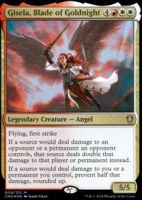 Gisela, Blade of Goldnight - Commander Anthology Volume II