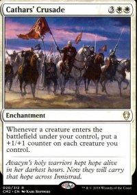 Cathars' Crusade - Commander Anthology Volume II