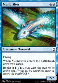Mulldrifter - Commander Anthology Volume II