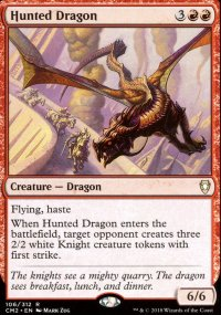 Hunted Dragon - Commander Anthology Volume II
