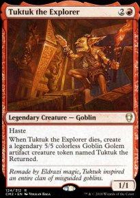 Tuktuk the Explorer - Commander Anthology Volume II