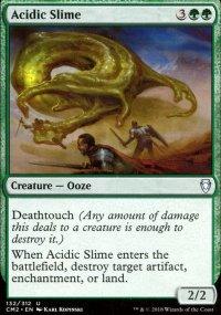 Acidic Slime - Commander Anthology Volume II