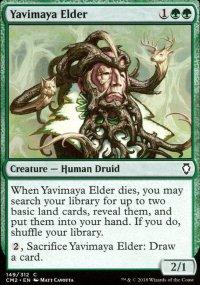 Yavimaya Elder - Commander Anthology Volume II