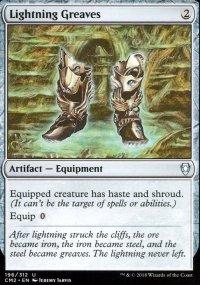 Lightning Greaves - Commander Anthology Volume II