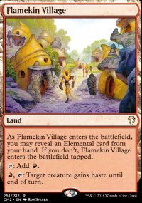 Flamekin Village - Commander Anthology Volume II