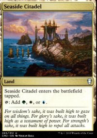 Seaside Citadel - Commander Anthology Volume II